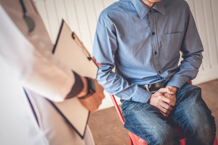Genital herpes in men: A doctor explains