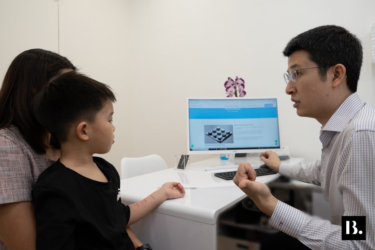 Allergy Testing For Adults & Kids
