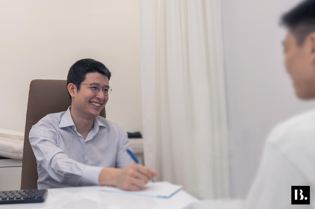 Dr Benjamin Loh of Dr Ben Medical