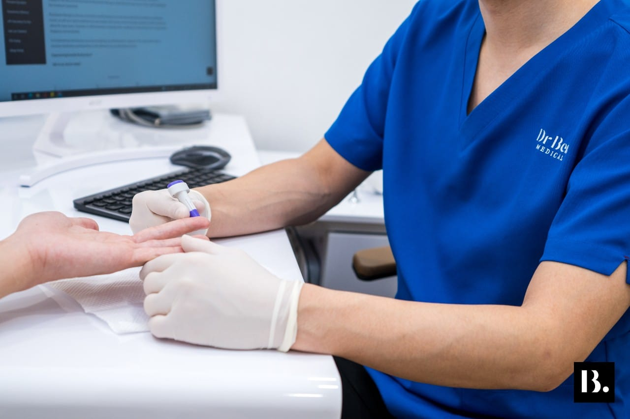 HIV Testing in Singapore By Dr Ben Medical